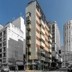 Edifício Jaruá: uma das descobertas do IAB e incluído no guia