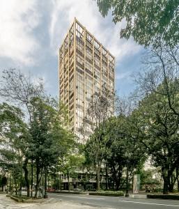 Galeria Metrópole: Gian Carlo Gasperini e Salvador Candia projetaram o complexo
