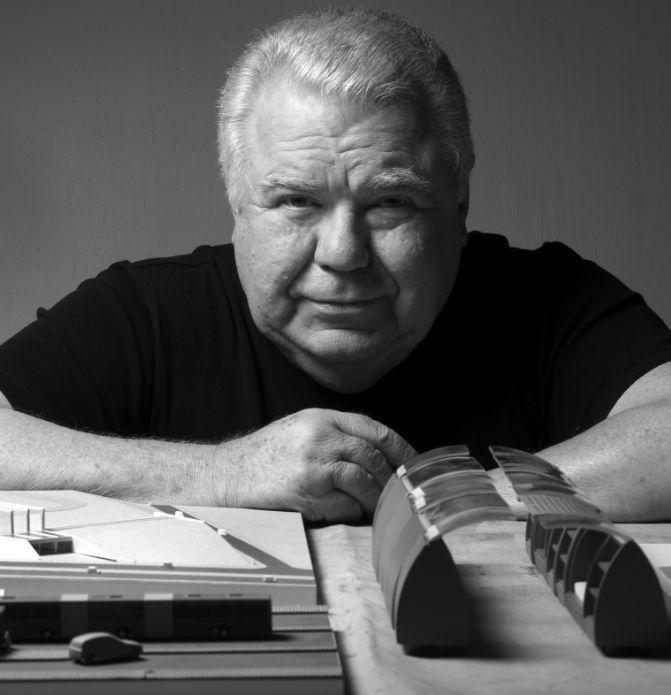 Jaime Lerner: engenheiro, arquiteto e urbanista, ele usa de forma sutil o concreto e as estruturas mistas