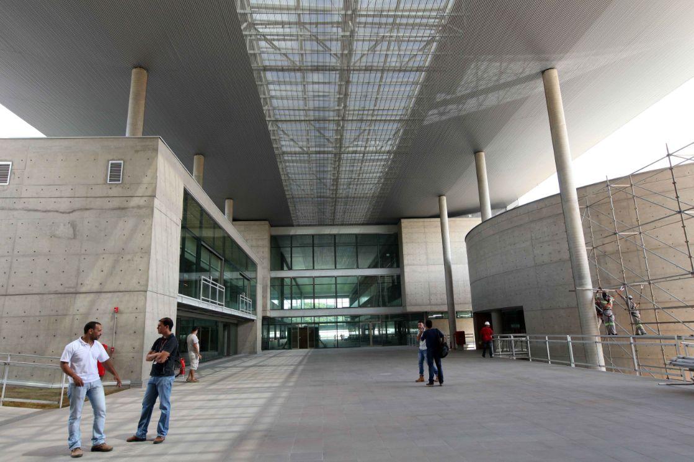 Retrofit do Maracanã usou formas de papelão na concepção dos pilares que sustentam as novas rampas de acesso do estádio