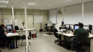 Sede da Rio Bonito: 84 especialistas, prontos para atender o mercado de coprocessamento