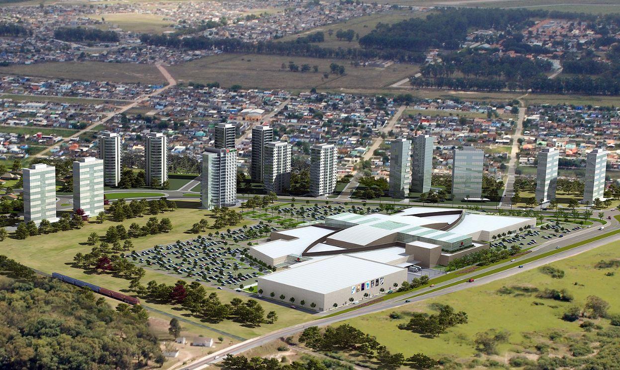 Shopping na cidade de Rio Grande-RS: prioridade são os municípios de porte médio