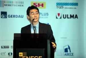 Alio Ernesto Kimura: compatibilização com Norma de Desempenho fará parte da nova revisão