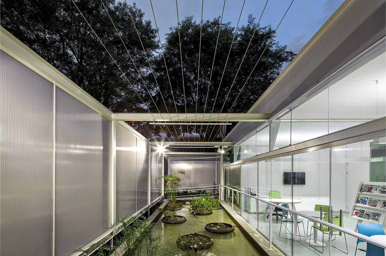 Desde 2009, a Bayer segue o conceito de construir prédios sustentáveis em vários países. O Brasil é o 8º da lista