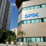 Prédio do Sesc, em Goiânia: case brasileiro de fachada ventilada utilizou tecnologia espanhola