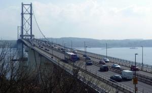 Forth Road Bridge, na Escócia: ponte de 50 anos é a primeira a ser monitorada por satélite