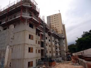 Tecnologia de paredes de concreto gerou ganho de seis meses no cronograma da obra