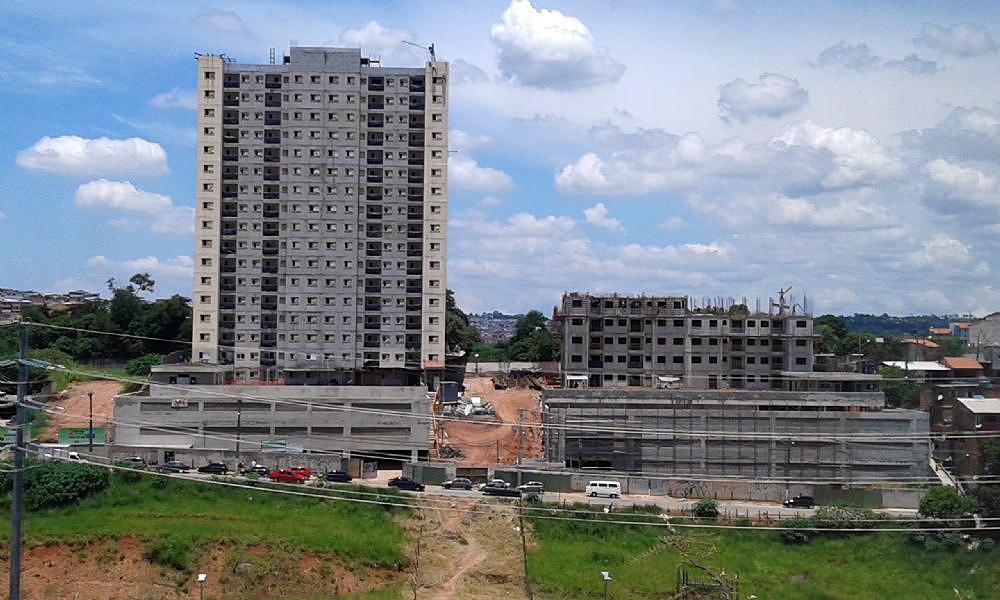 Torres com 20 e 17 pavimentos transformaram-se em case para workshops da ABCP