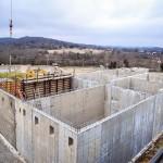 Construção industrializada no canteiro de obras: redução sensível do consumo de água