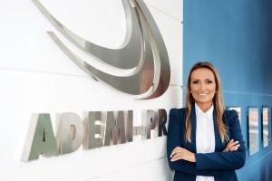 Aline Perussolo Soares: primeira mulher a presidir a Ademi-PR