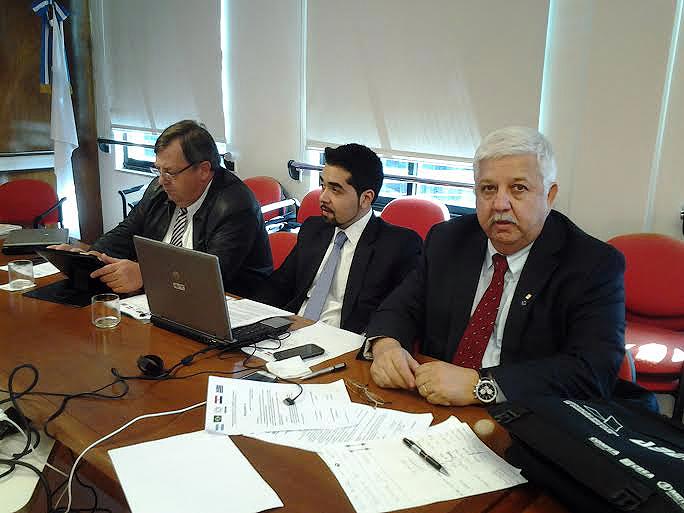 Francisco José Teixeira Coelho Ladaga (dir.): Brasil não tem sequer internet de qualidade para aplicar ensino a distância na área de engenharia.