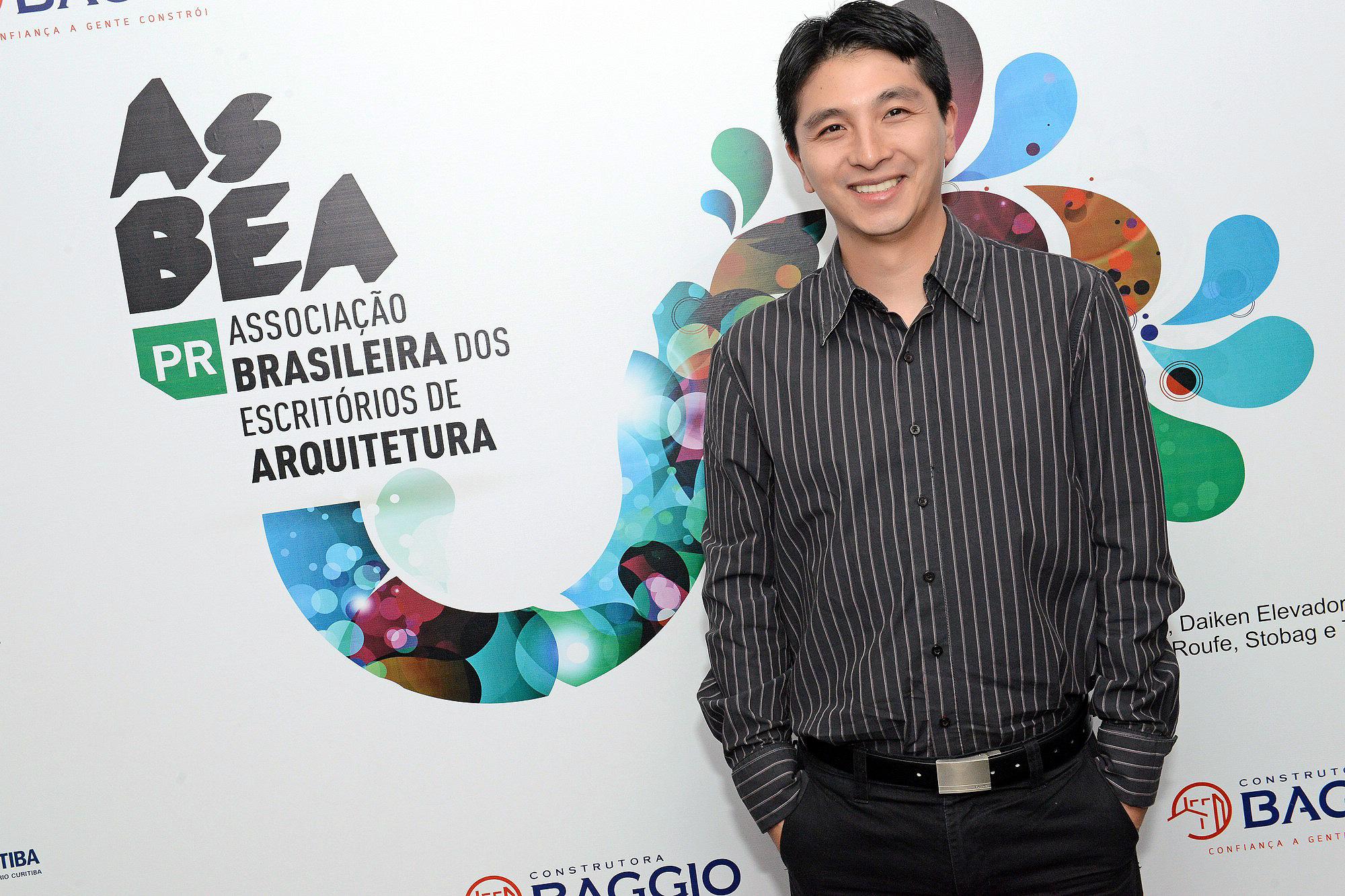 Keiro Yamawaki, presidente da AsBEA-PR: escritórios de arquitetura esperavam maior volume de projetos com a ABNT NBR 16.280