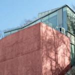 Vila das Artes, na Coreia do Sul: cada prédio tem uma cor para atender artistas locais