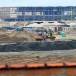 Canteiro de obras no Parque Olímpico da Rio 2016: maioria das construtoras que compõem o consórcio está envolvida na Lava Jato