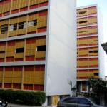 Edifício Louveira, de 1946: uma das obras mais marcantes de Vilanova Artigas