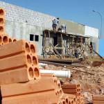 Fluxo de obras caiu em todo o país, assim como recursos para financiar novos projetos.