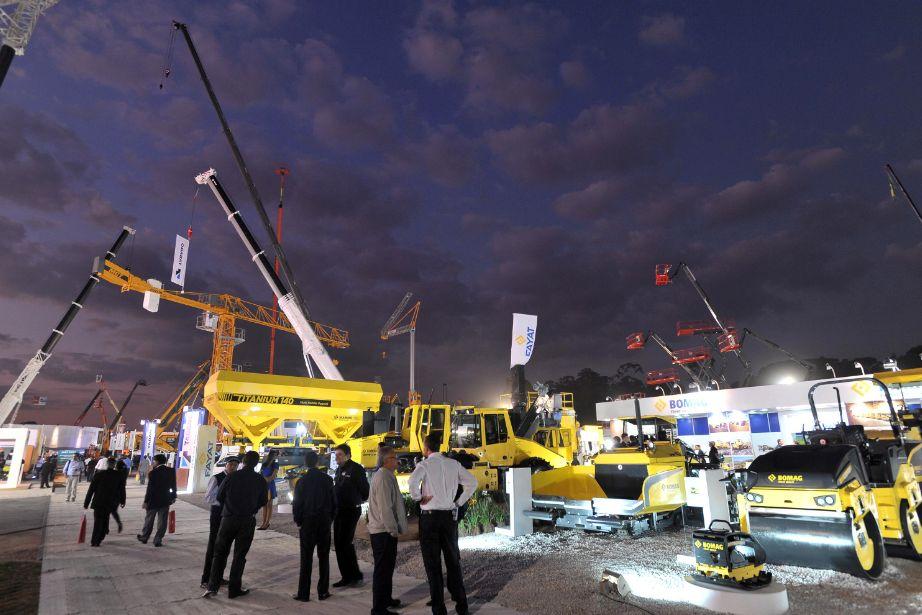 Evolução dos equipamentos foi exposta na recente edição da M&T Expo 2015