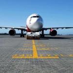Peças pré-fabricadas são capazes de suportar altas cargas, como aeronaves de grande porte