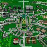Aerotrópole desenvolvido por John Kasarda cria estruturas planejadas no entorno dos aeroportos
