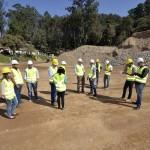 Geresol: local onde resíduos de Jundiaí são reciclados recebe visitas diárias de profissionais ligados à construção civil