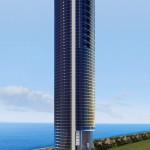 Porsche Tower promete ser um dos prédios mais imponentes da Flórida, nos Estados Unidos