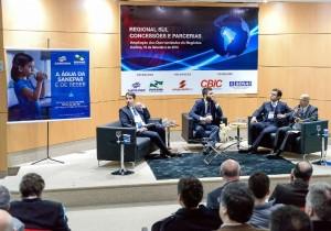 Debate no SindusCon-PR procurou mostrar aos construtores onde estão os modelos confiáveis de parcerias entre poder público e setor privado