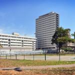 Conjunto habitacional do Jardim Edite, em São Paulo-SP