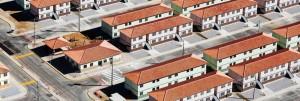 Condomínio do Minha Casa Minha Vida no interior de São Paulo: um dos desafios do programa é aumentar a produtividade sem perder a qualidade