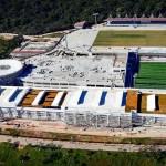 Localizado na cidade de São Paulo, Centro Paralímpico está com 97% da execução das obras concluída