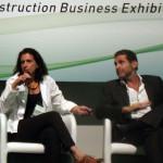 Kika Camasmie e Henrique Cury: casas sustentáveis são caminho sem volta