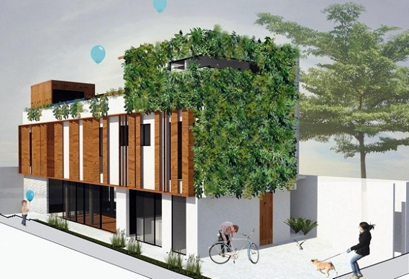 Na cidade de São Paulo, primeiro projeto de casa sustentável com certificação já está pronto para ser executado