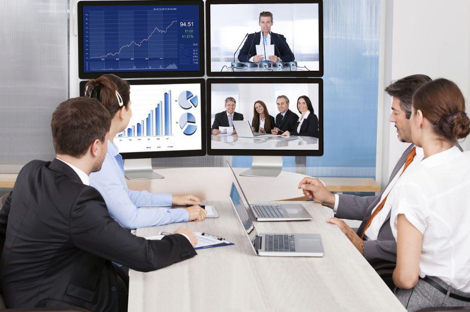 Tecnologia dá cada vez mais suporte para que reuniões virtuais se pareçam como encontros presenciais