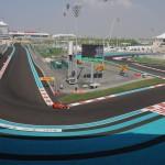 Circuito de Yas Marina, em Abu Dhabi: complexo luxuoso de entretenimento atrai milionários do mundo todo