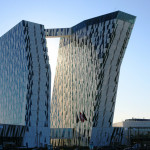Bella Sky: construção utilizou 7.100 elementos pré-fabricados de concreto