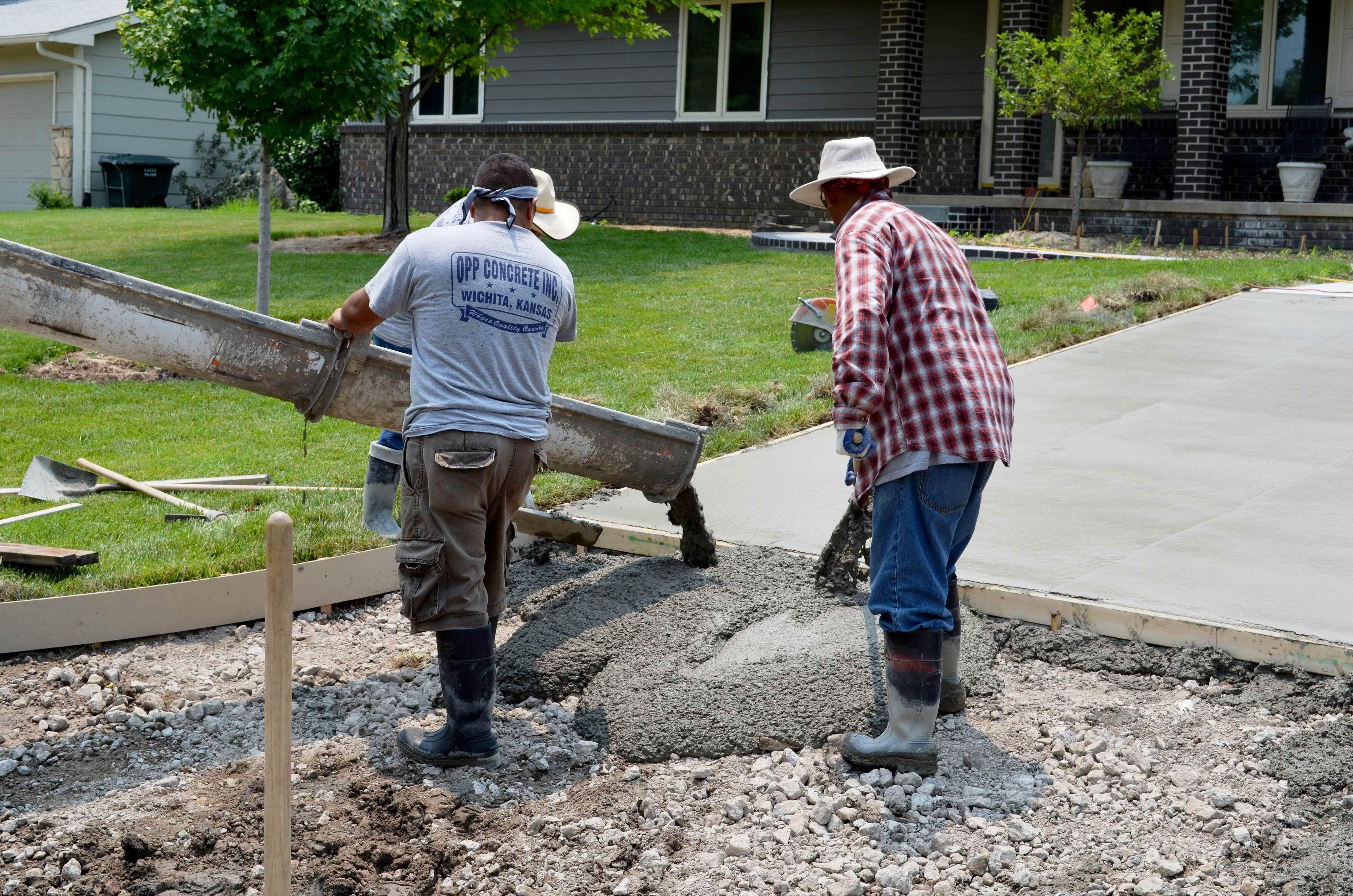 Com os devidos cuidados, a água da chuva pode produzir concreto de boa qualidade