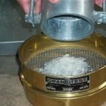 Pesquisa com vidro moído, desenvolvida em 2012, foi descontinuada pela UFSM e pela UniPampa