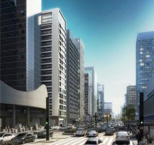 Todos os prédios que passam por retrofit na Avenida Paulista estão requerendo certificação sustentável