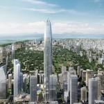Ping An Finance Center: com 599 metros de altura, o maior edifício de escritórios do mundo