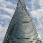 Shangai Tower: com 632 metros de altura, ícone da pujança econômica da China