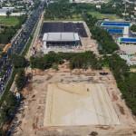 Complexo de Deodoro: Arena da Juventude é a obra mais atrasada
