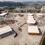 Parque olímpico: obras dentro do cronograma e previsão de que sejam entregues em dia