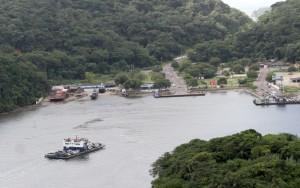 Travessia entre Guaratuba e Matinhos, hoje feita com ferryboat, finalmente deve ganhar uma ponte