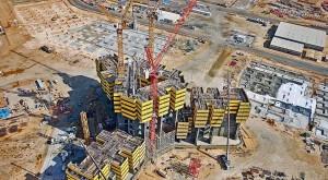 Construção do Jeddah Tower encontra-se no 26º andar e precisou de aporte do governo árabe