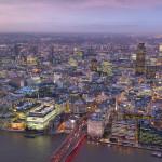 Londres sob a influência dos arquitetos municipais: transformação constante