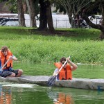 Barco de cimento desenvolvido na UFPE: alternativa para pescadores de baixa renda