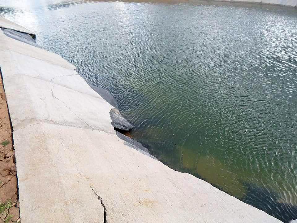 Fissuras no concreto podem denunciar má qualidade do material