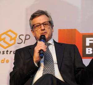 Eduardo Zaidan: elevar a produtividade é desafio no Brasil