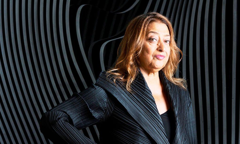 Zaha Hadid morreu aos 65 anos, mas deixa legado em boa parte do mundo