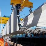Já é possível produzir elementos de concreto protendido mais eficazes, menos robustos e com menor emissão de CO2