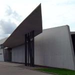 Estação Vitra, na Alemanha: um posto do corpo de bombeiros que rendeu o primeiro prêmio internacional